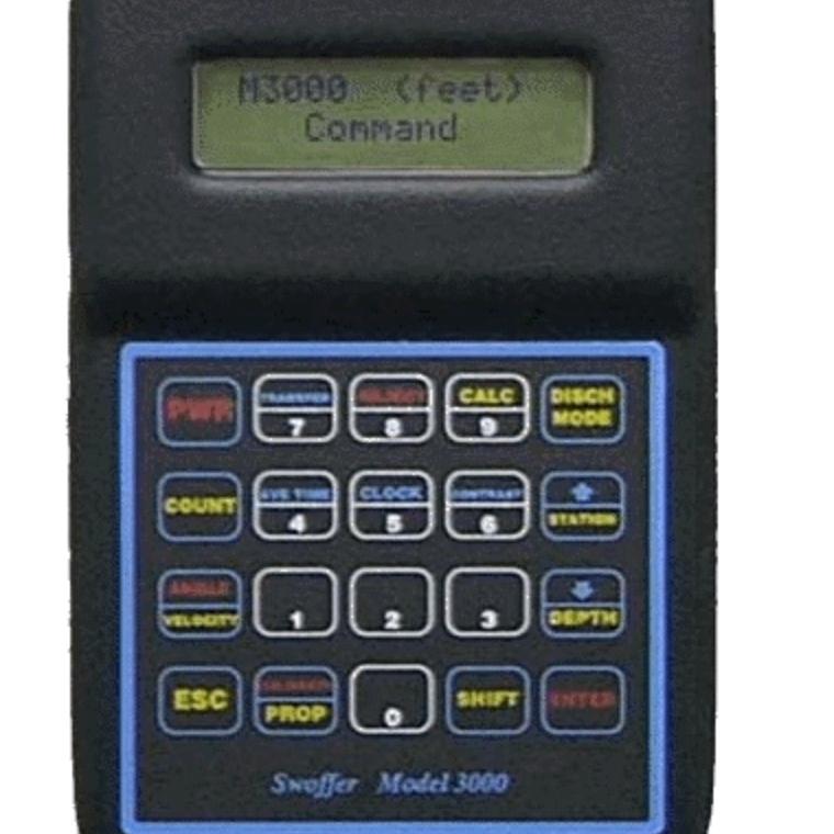 优势供应 Swoffer 3000 流速仪