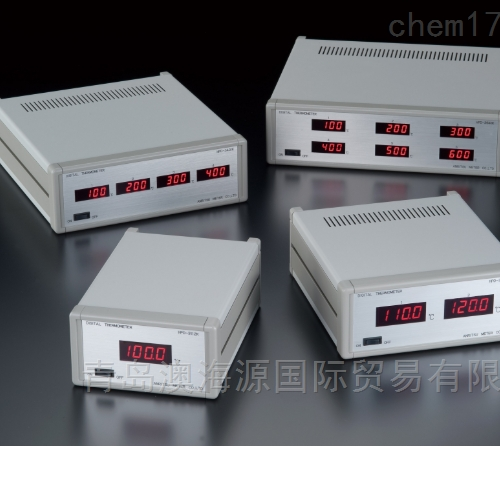 安立计器ANRITSU模拟输出的温度测量仪2通道