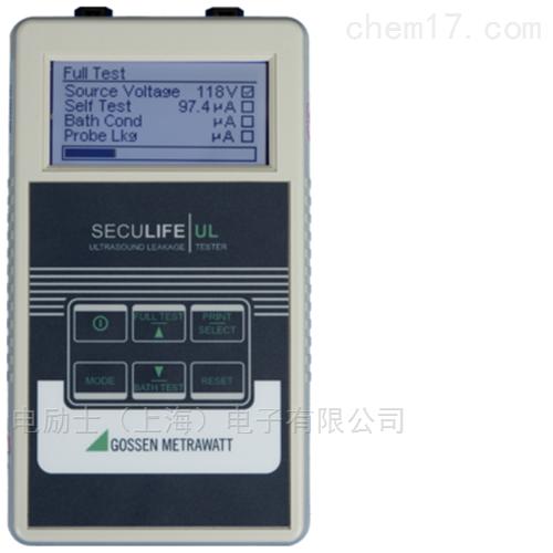 医用超声传感器_漏电流测试仪SECULIFE UL