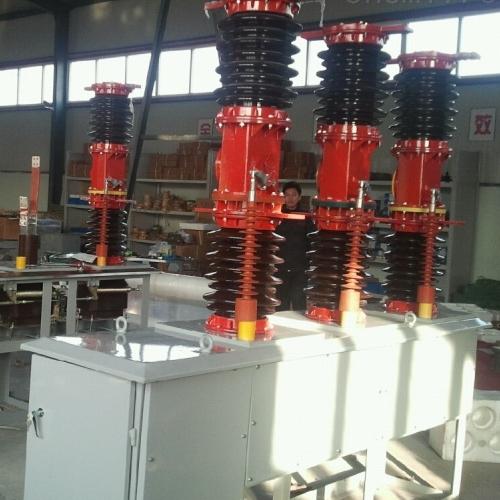 35KV电站型真空断路器ZW7-40.5/1250A信阳市