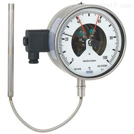 TWG德国WIKA威卡气包式温度开关