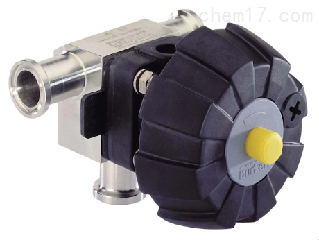 BURKERT代理宝德T型隔膜阀3234和2032型