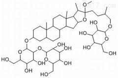 知母皂苷E标准品