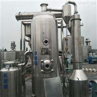 低价转让二手四效五吨降膜蒸发器全套处理