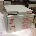 广东YUASA汤浅蓄电池NP24-12代理商