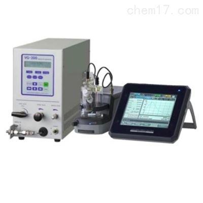CA-310GAS三菱化學氣體微量水分測定儀CA-310GAS