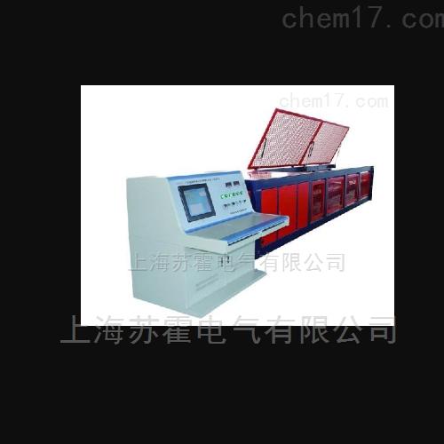 卧式电力安全工器具力学性能试验机拉力机