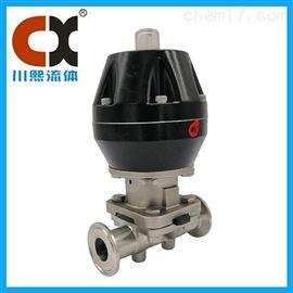 CXG681F-16P蓋米氣動衛生級隔膜閥