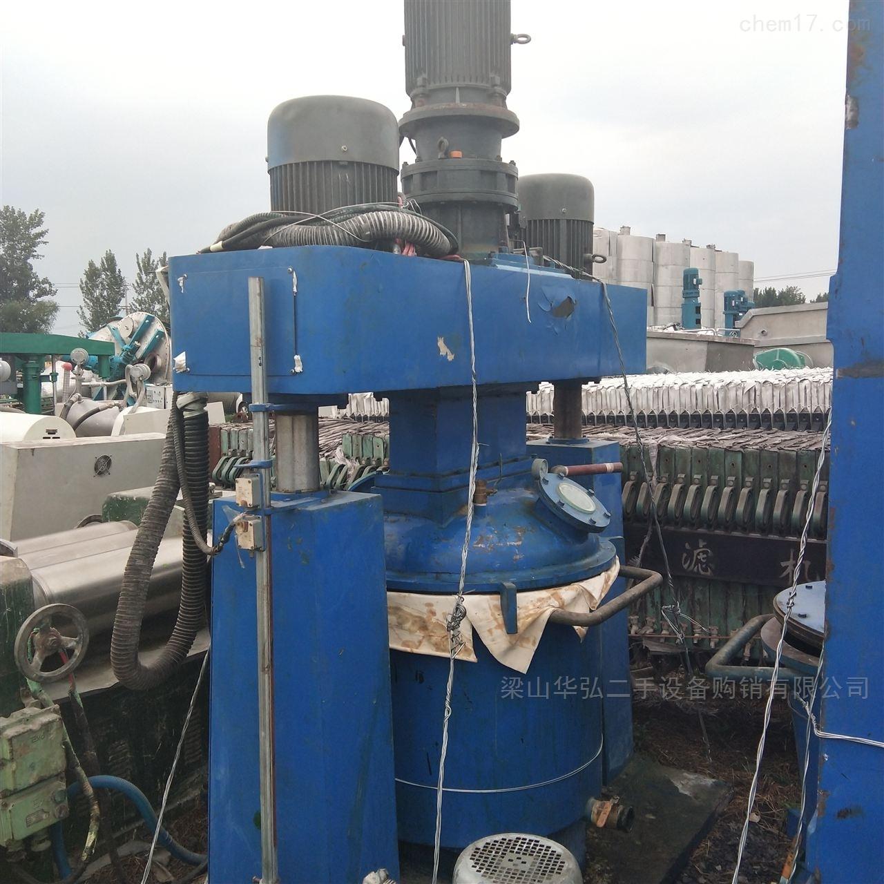 现金回收1.1吨低速搅拌机