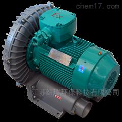 防爆漩涡曝气泵-11kw防爆高压风机