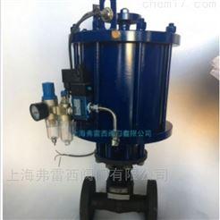 气动碳钢截止阀 属于强制密封式阀门