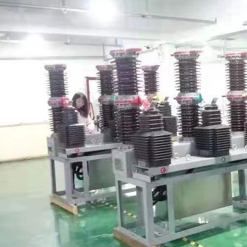 周口市ZW7-40.5电站型真空断路器35KV