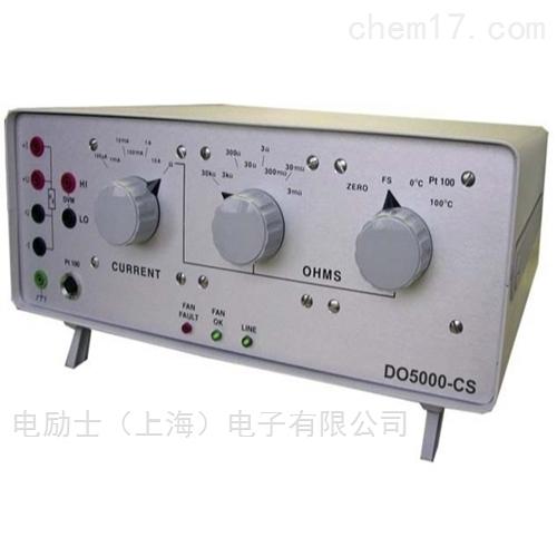 高精度微欧计DO5000系列