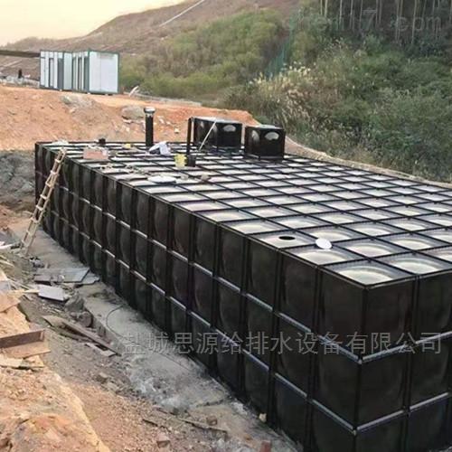 地埋式箱泵一体化的控制系统说明