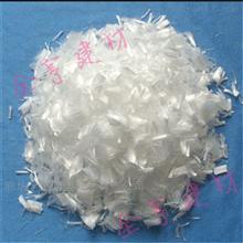 9mm聚丙烯纤维抗裂纤维工程纤维价格