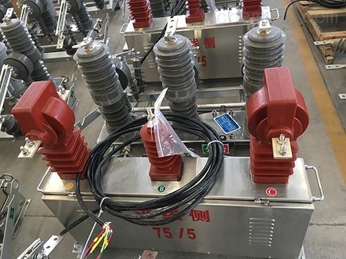 10KV柱上保护计量一体化断路器