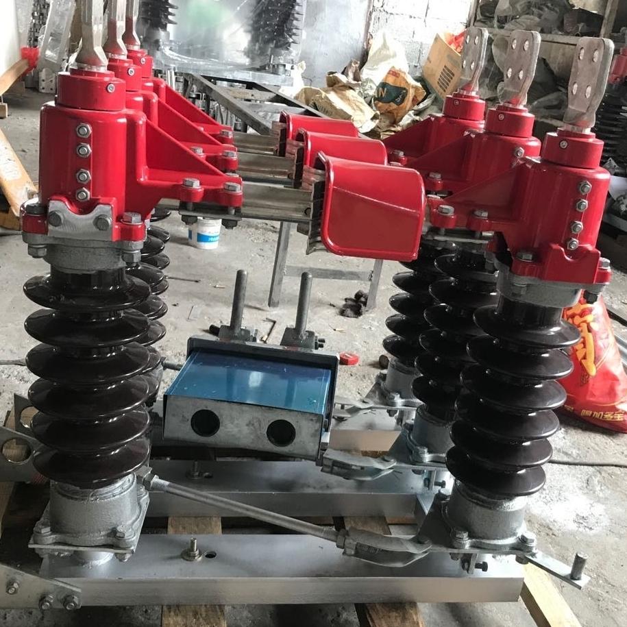 成都630A电站型高压隔离开关GW4