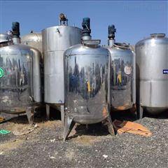 二手500升电加热不锈钢搅拌罐