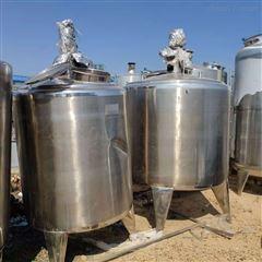 二手10000升单层不锈钢搅拌罐