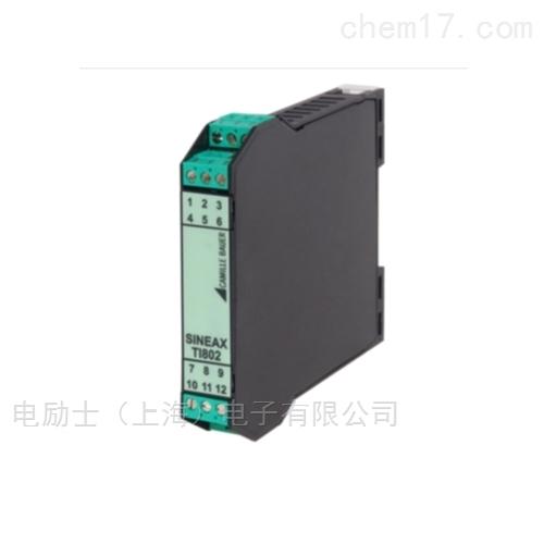 无源信号转换器_隔离器SINEAX TI802