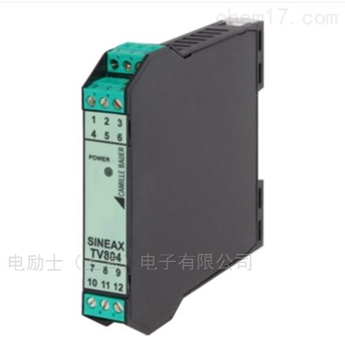 无源信号转换器_隔离器SINEAX TI801