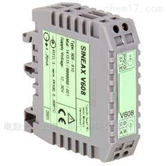 无源信号转换器_隔离器SINEAX V608