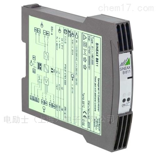 有源信号转换器_变送器SINEAX B811