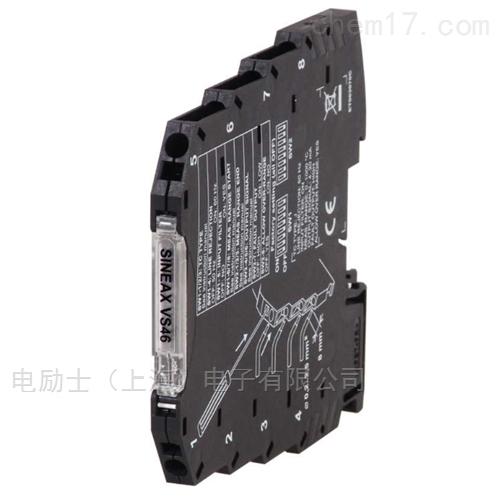 有源信号_热电偶转换器SINEAX VS46
