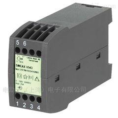 单功能电压变送器SINEAX U543