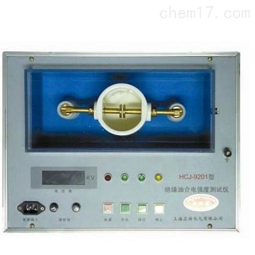 HCJ-9201油耐压机