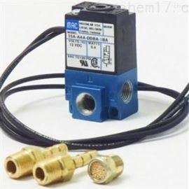 MAC 3端口控制电磁阀35A-AAA-DDBA-1BA