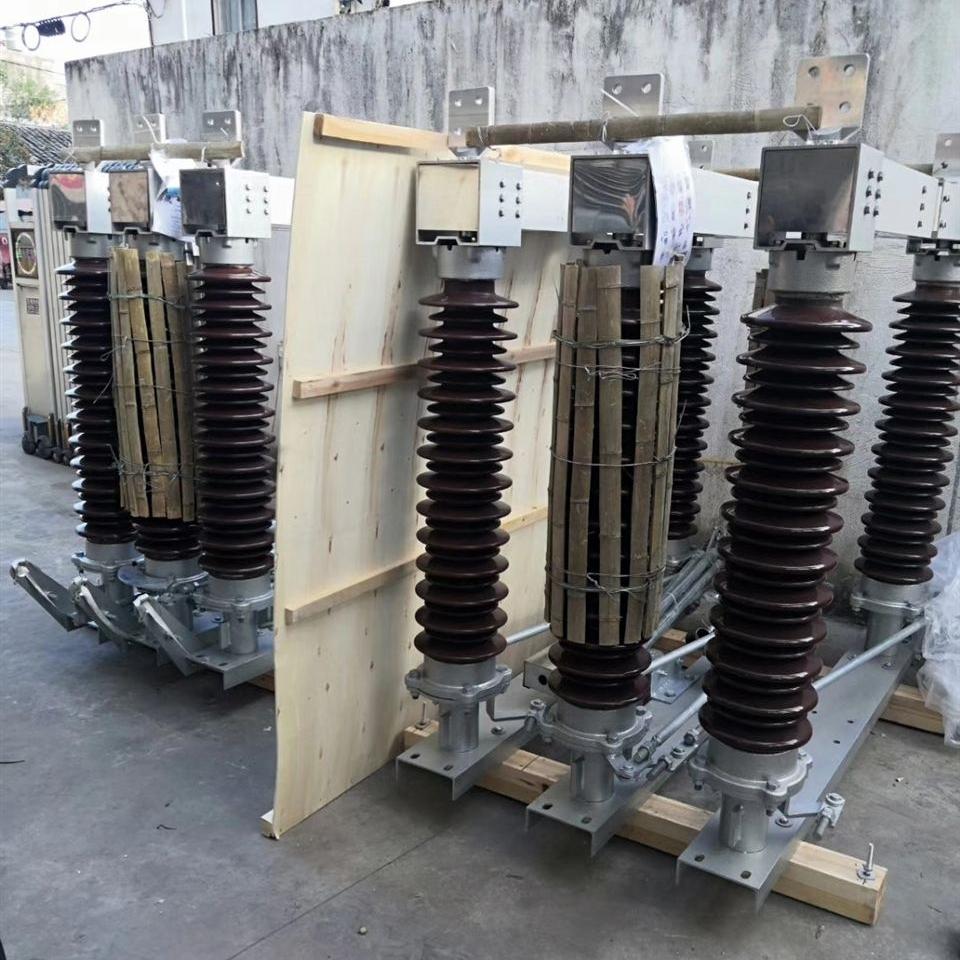 成都市35KV电站柱上手动操作型隔离开关GW4
