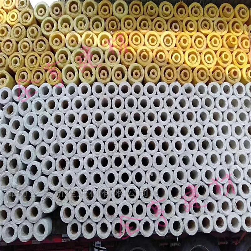 江苏管道保温专用硅酸铝保温管型号φ22-325
