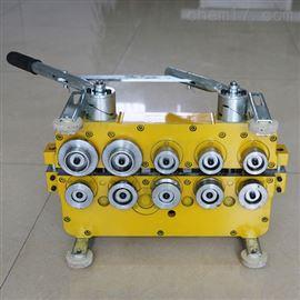 470彩钢板电动锁边机