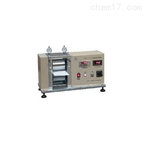 加热型电动对辊轧机