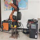 库卡机器人示教器显示黑屏维修
