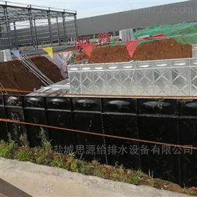 污水泵站医院安装一体化预制泵站的好处有哪些