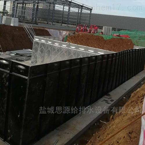 地埋式箱泵一体化的安装要求和售后注意事项