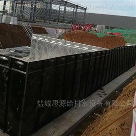 地埋水箱抗浮式地埋箱泵一体化水箱的采购注意事项