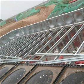 成品发货邓州地埋式箱泵一体化抗浮水箱结构描述