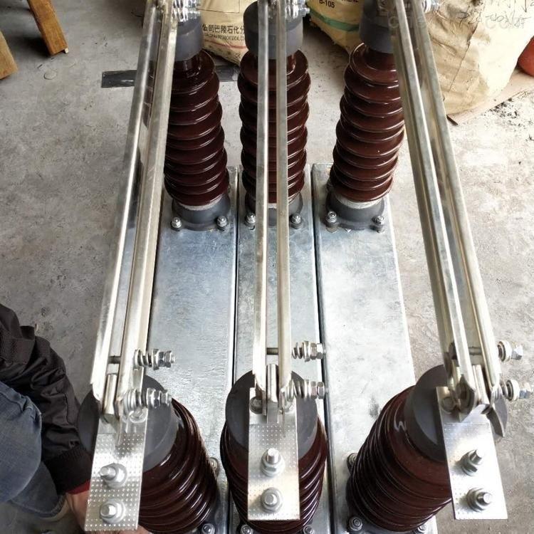 国网GW9-40.5/630A户外铝合金触头隔离开关