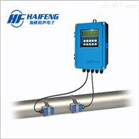 TDS-100外夹式超声波流量计安装要求