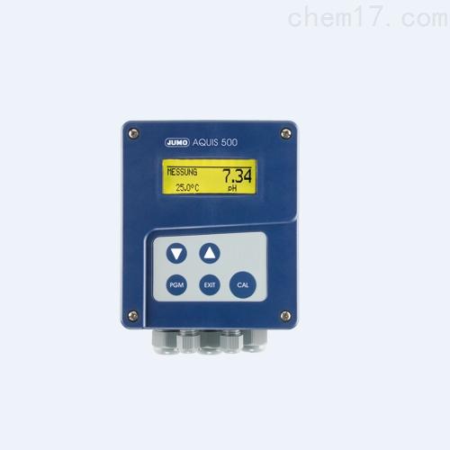 JUMO AQUIS 500 pH-变送器