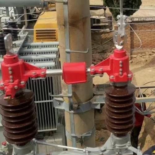 厂家35KV户外柱上隔离开关高原型三级防污