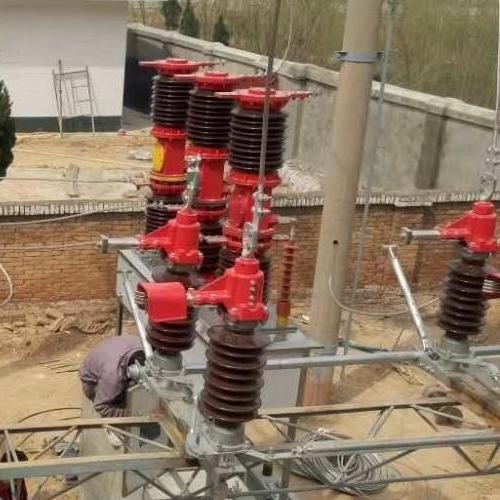 厂家直销GW4-40.5双接地高压隔离开关成都