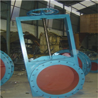 LC-ILC-I圓形手動插板閥