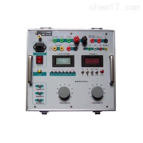 BY-600A数显式多功能热继电保护校验仪