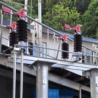 单接地旋转式35KV电站型高压隔离开关成都