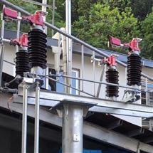 GW4-40.5隔离刀闸成都柱上35KV户外线路型隔离开关铜管