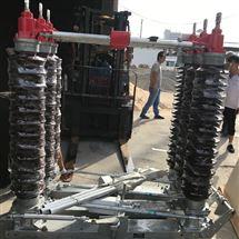 GW4-40.5隔离刀闸成都户外35KV高压水平式铜管隔离开关